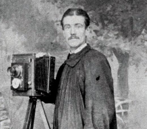 シモン・ティソ・デュポンのルイ13世のカメラマンの時の写真