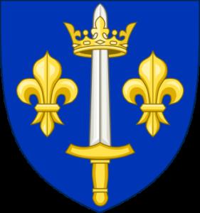 ジャンヌ・ダルクの紋章