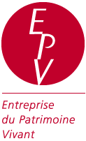 無形文化財企業(Entreprise du Patrimoine Vivant=EPV)認定ラベル