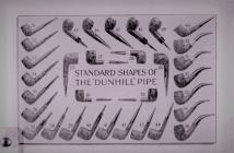 1910年代ダンヒルがパイプ製作をスタートした時点のスタンダード・シェイプ。