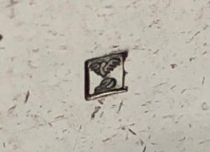 デュポンライター シンボルマーク(車輪と翼)本物
